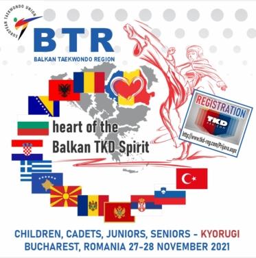 BALKAN TAEKWONDO CHAMPIONSHIP 2021